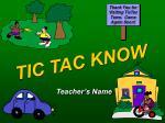 tic tac know1