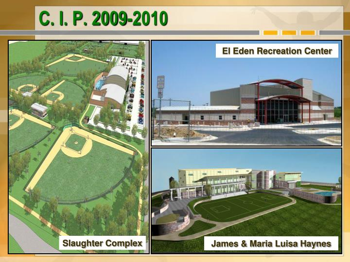 C. I. P. 2009-2010
