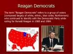 reagan democrats