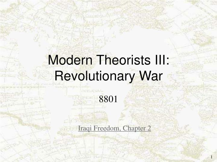 just war theory and the iraqi war Just war is a western concept and should be century increased interest in traditional just-war theory  enabling a state to describe its war as just at its.