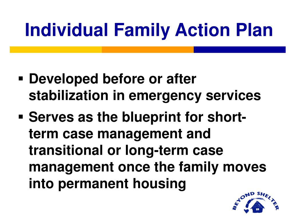 Individual Family Action Plan