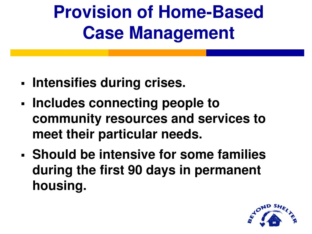 Provision of Home-Based