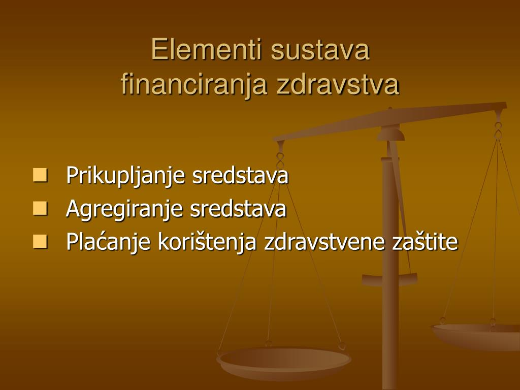 Elementi sustava