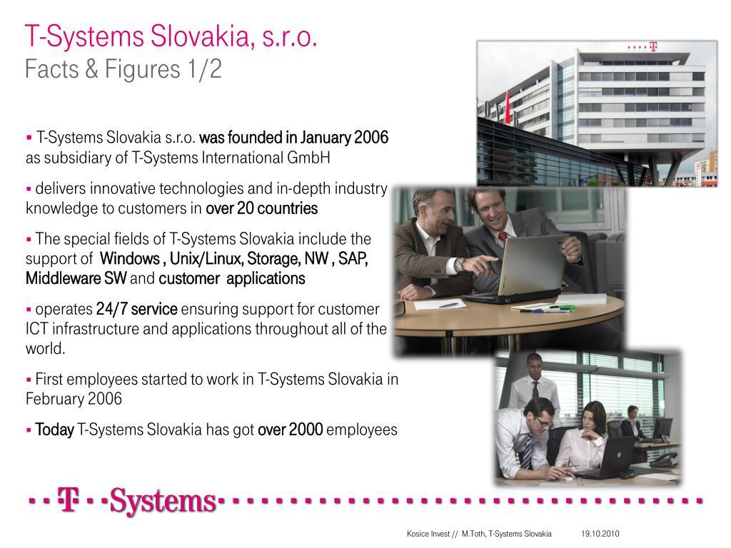 T-Systems Slovakia, s.r.o.