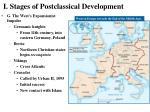 i stages of postclassical development15