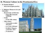 ii western culture in the postclassical era21