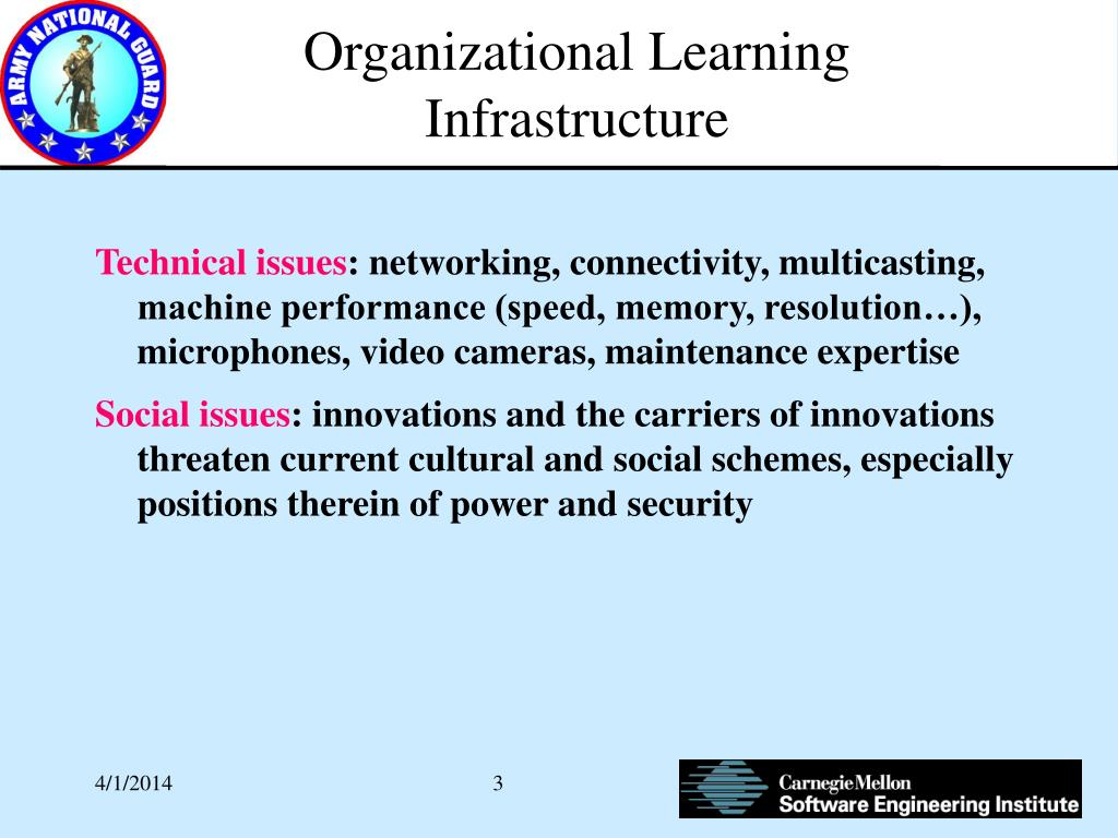 Organizational Learning Infrastructure