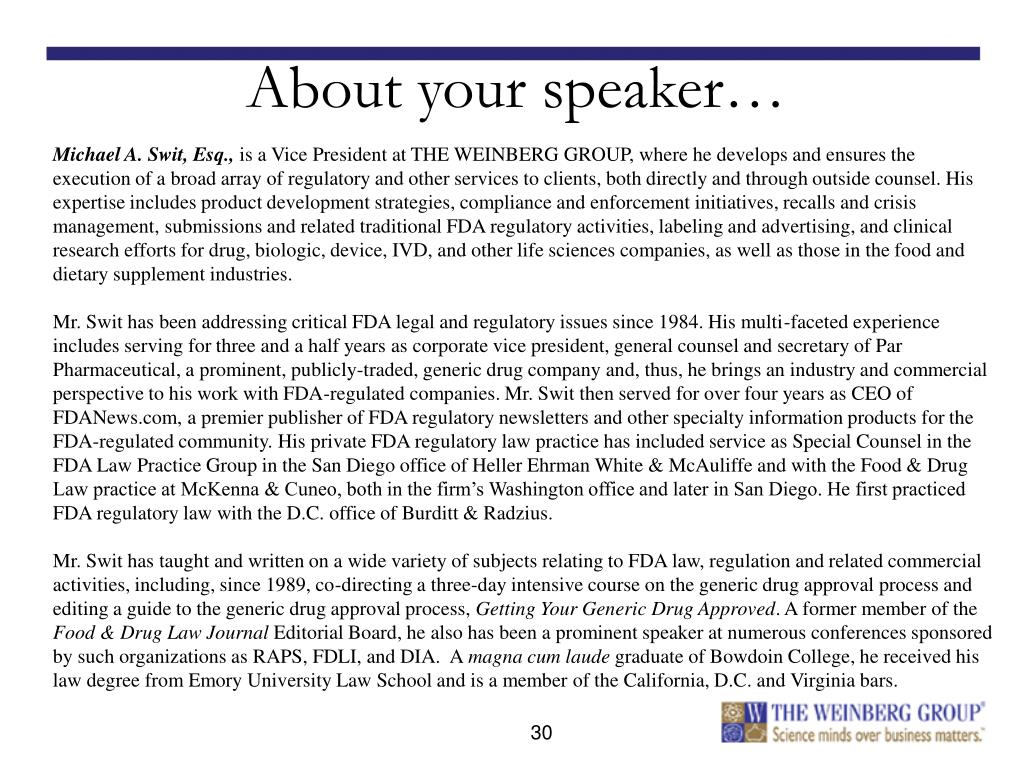 About your speaker…