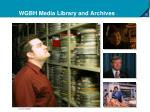 wgbh media library and archives