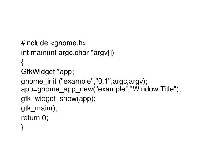 #include <gnome.h>