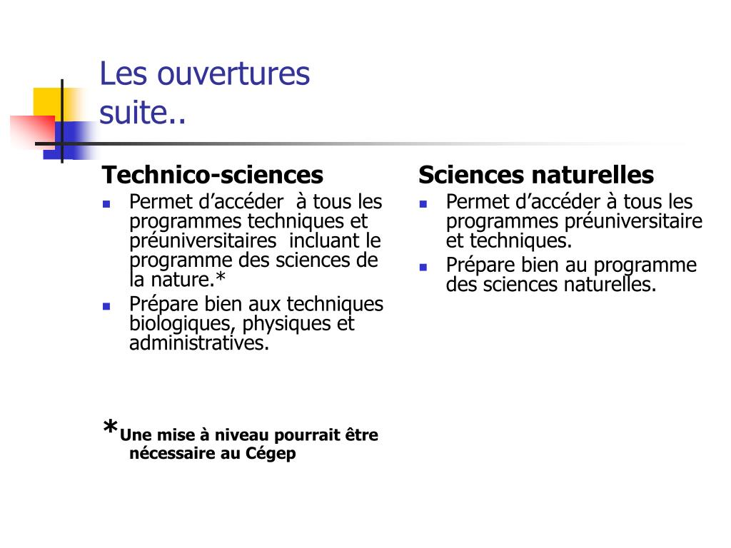 Technico-sciences