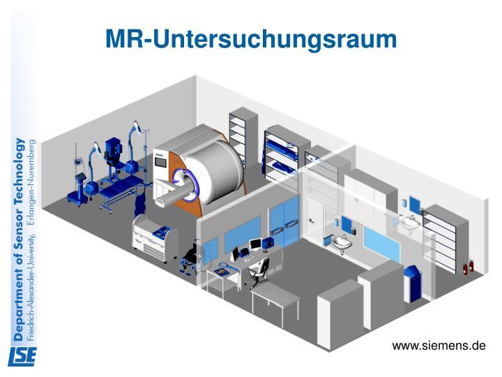 MR-Untersuchungsraum