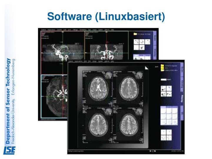 Software (Linuxbasiert)