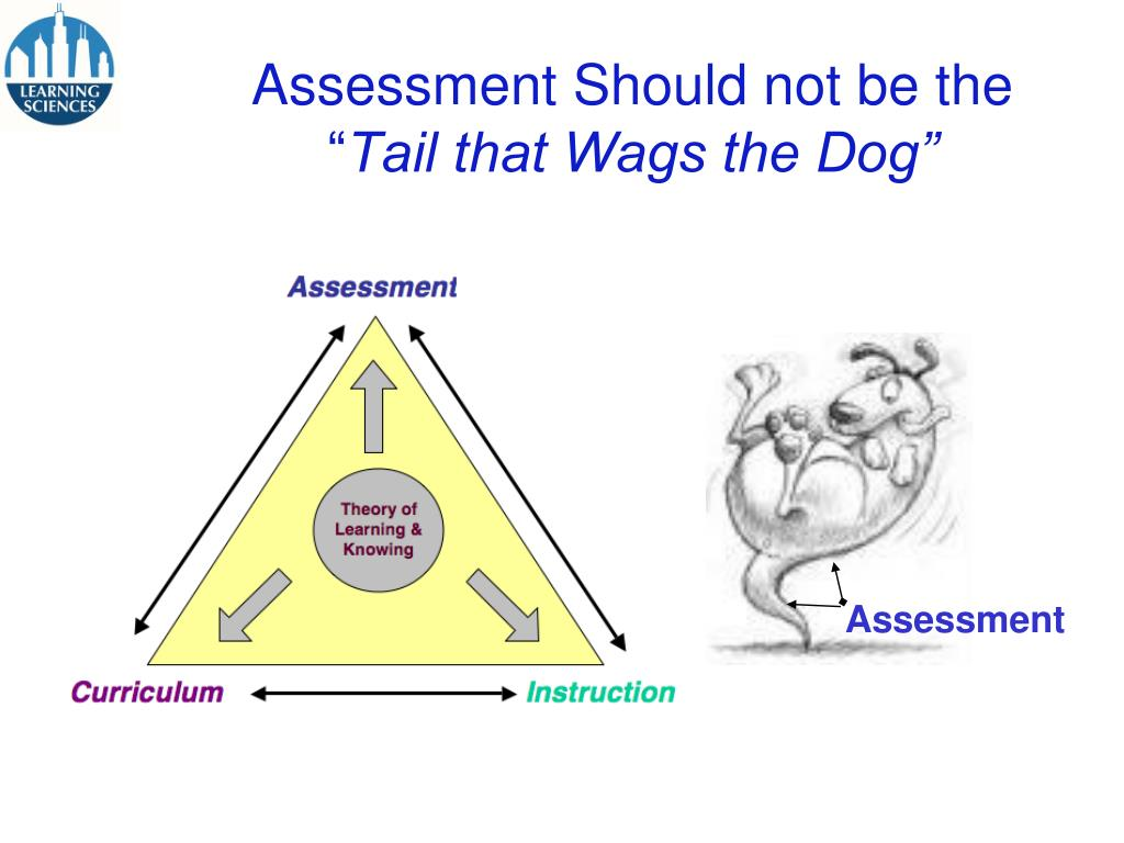 """Assessment Should not be the """""""
