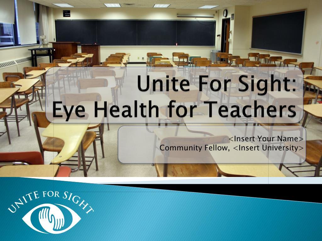 Unite For Sight: