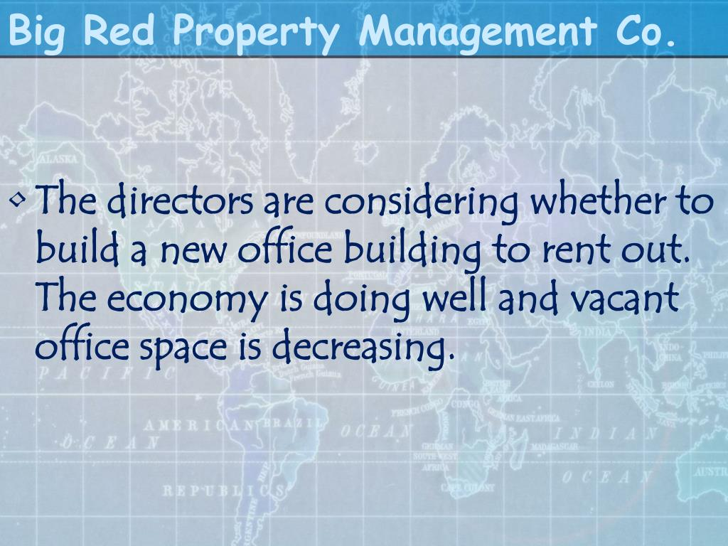 Big Red Property Management Co.