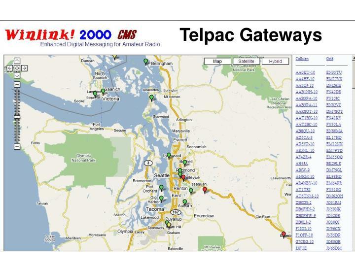 Telpac Gateways