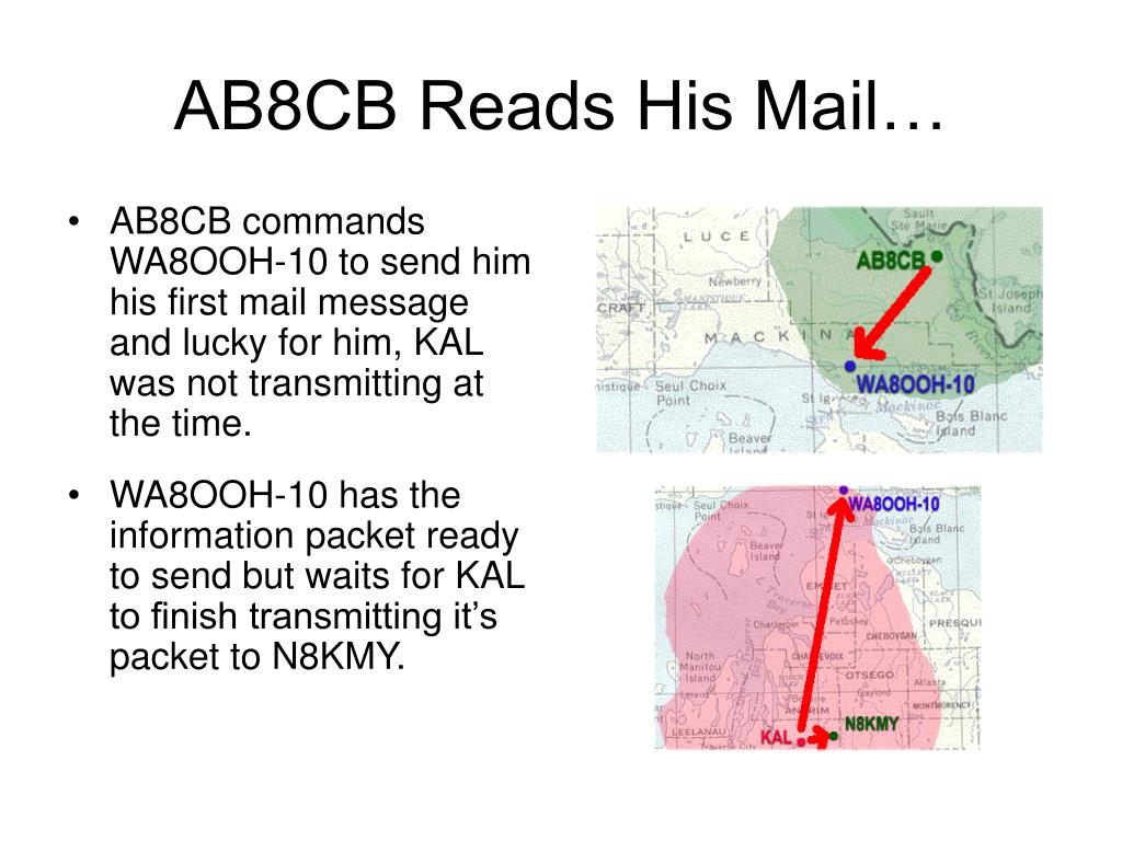 AB8CB Reads His Mail…