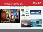 timeshare in the us