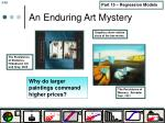 an enduring art mystery