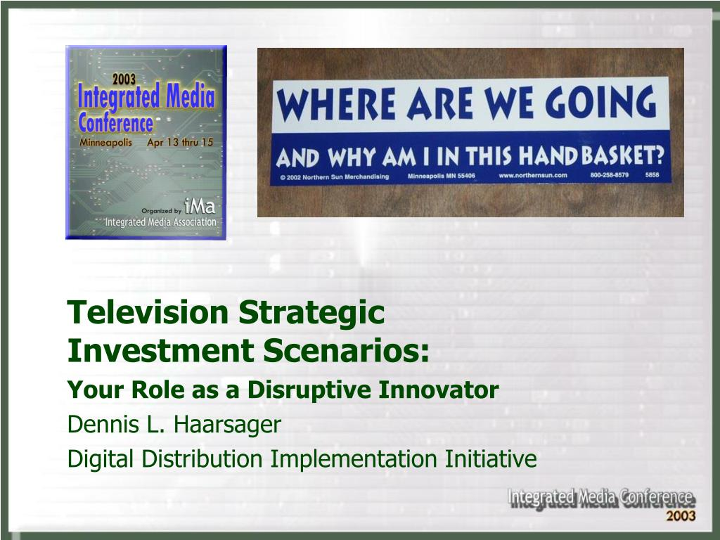 Television Strategic