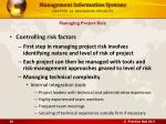 chapter 14 managing projects23