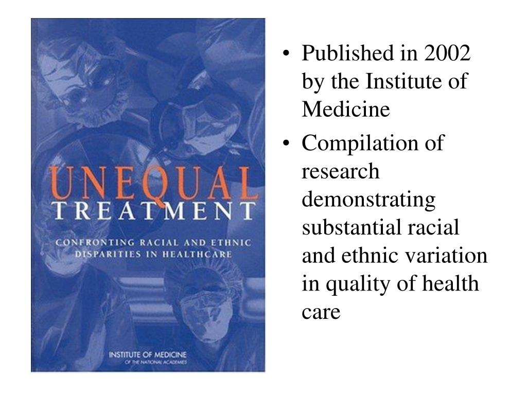 Published in 2002 by the Institute of Medicine