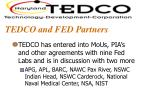 tedco and fed partners
