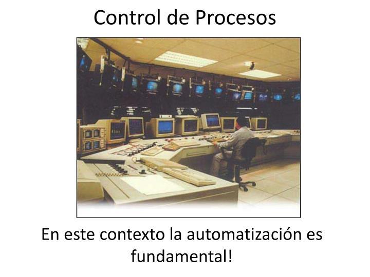 Control de procesos3