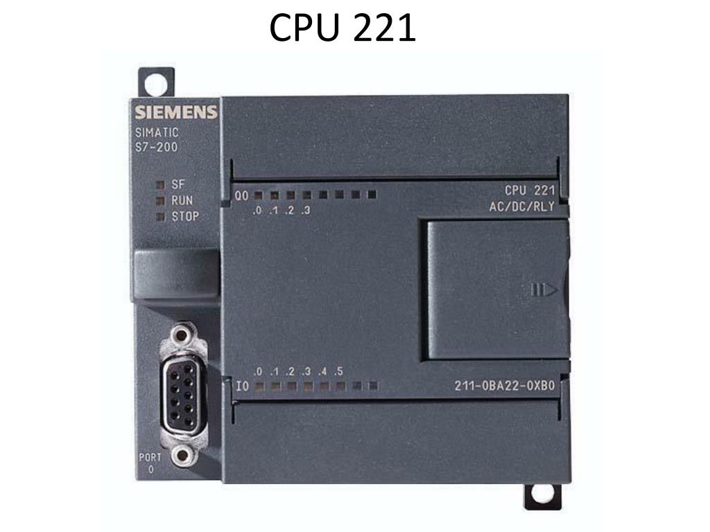 CPU 221