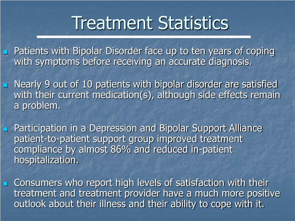 Ppt Bipolar Disorder Journey Through Mania And