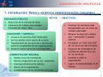 1 introducci n retos y objetivos eadministraci n resumen