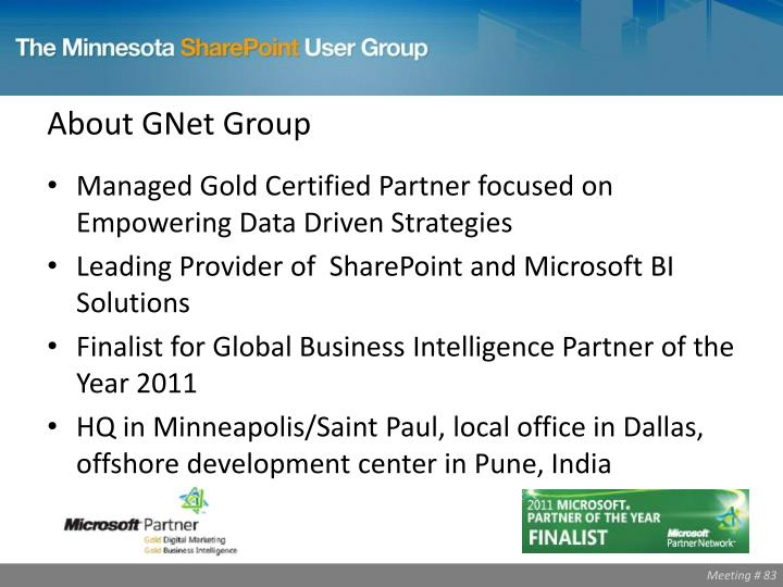 About GNet Group