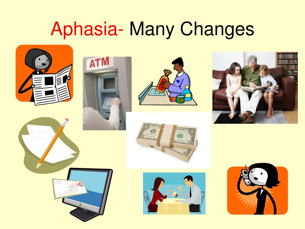 Aphasia-