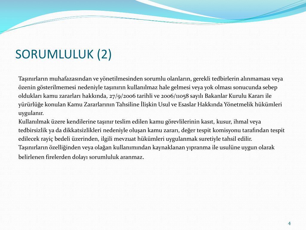 SORUMLULUK (2)