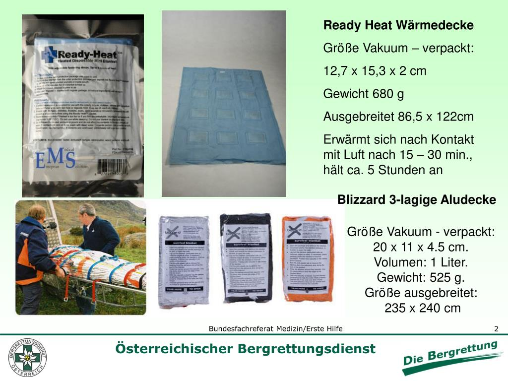 Ready Heat Wärmedecke