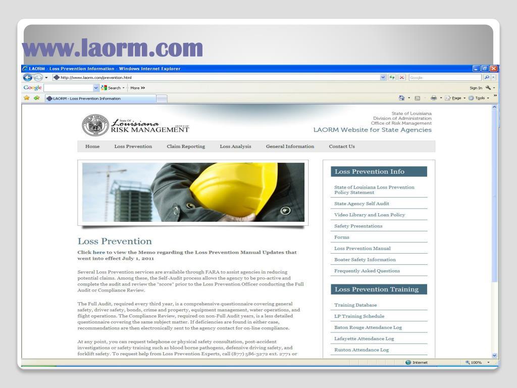 www.laorm.com