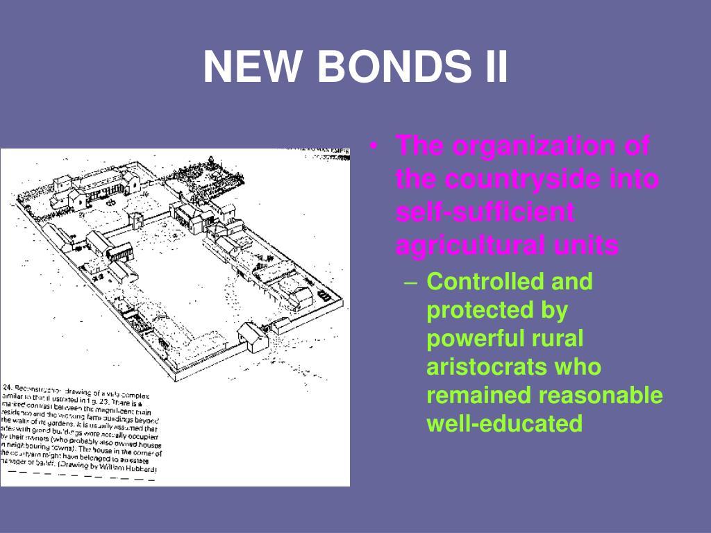 NEW BONDS II