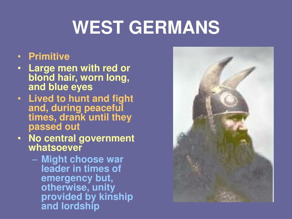 WEST GERMANS