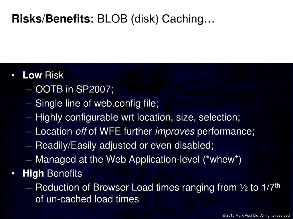 Risks/Benefits:
