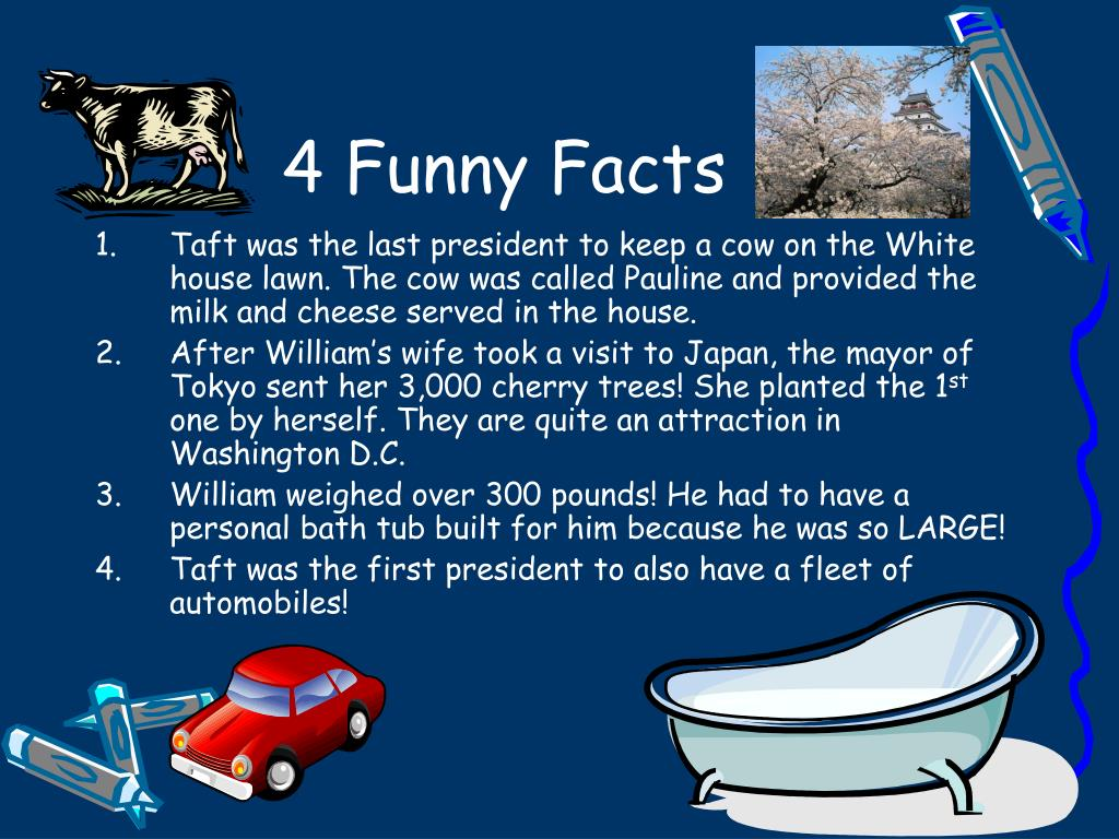 4 Funny Facts