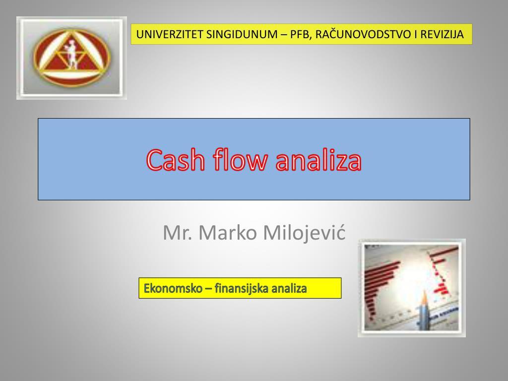 cash flow analiza l.