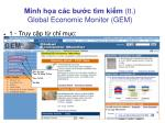 minh h a c c b c t m ki m tt global economic monitor gem