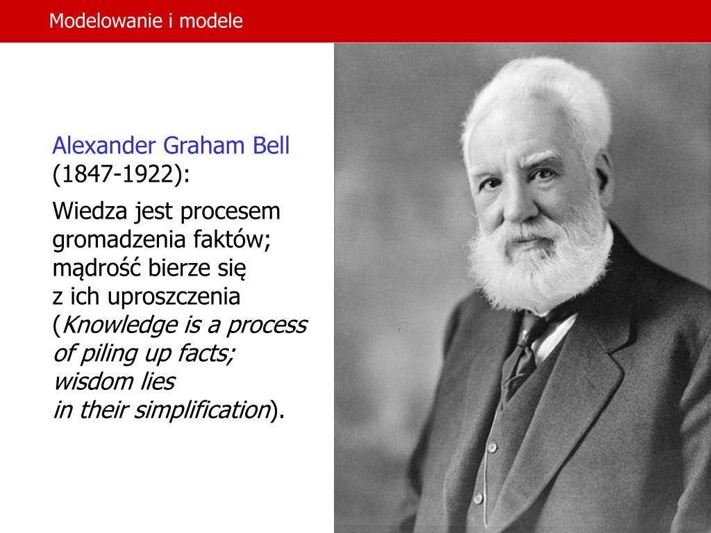 Modelowanie i modele