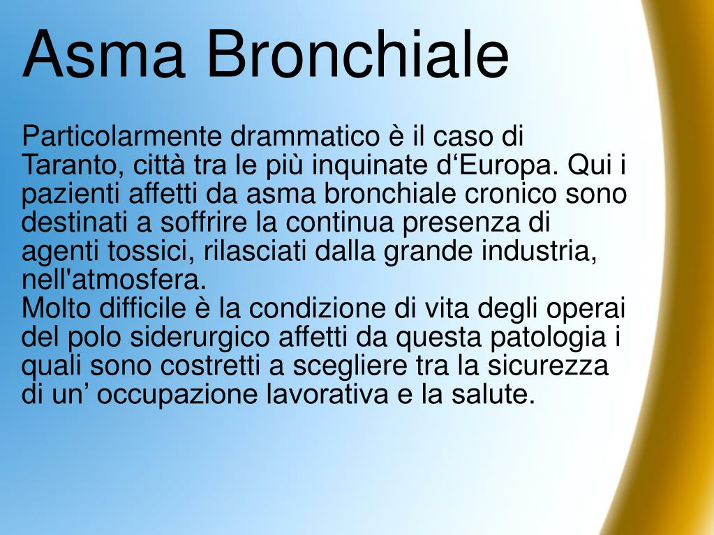 Asma Bronchiale
