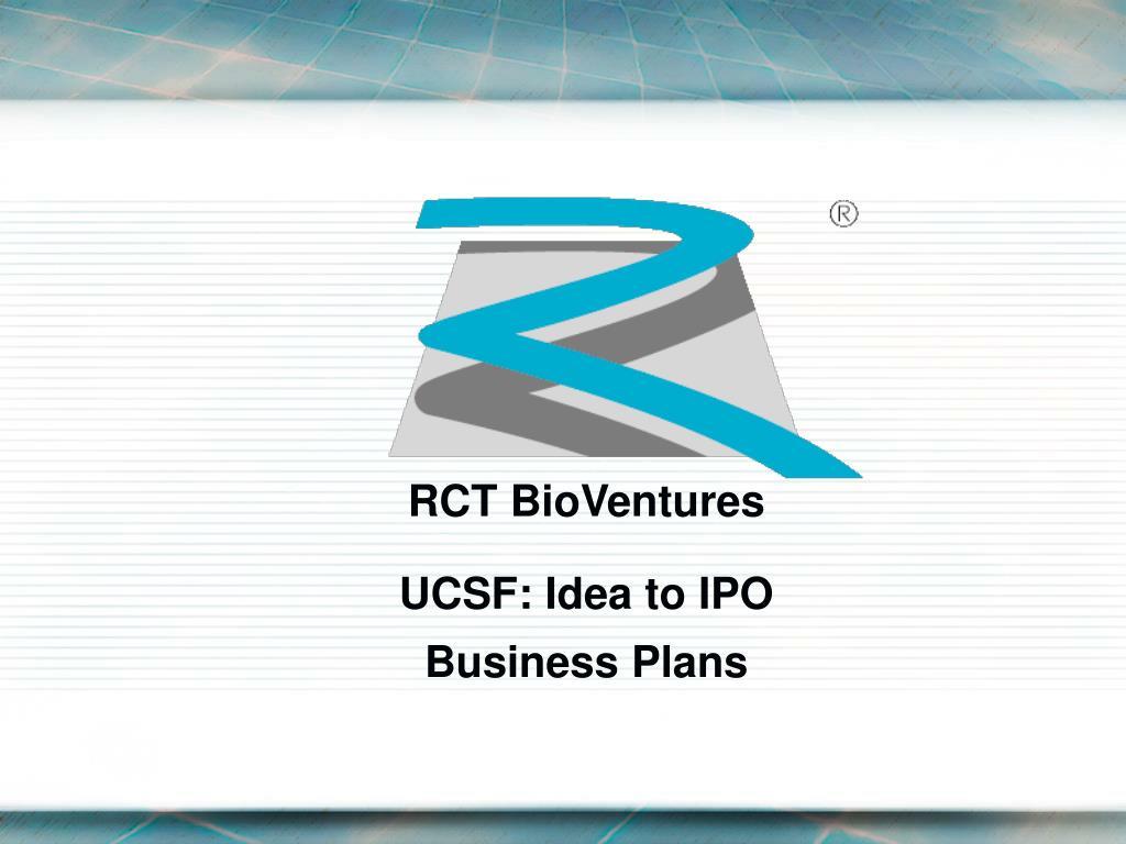 RCT BioVentures