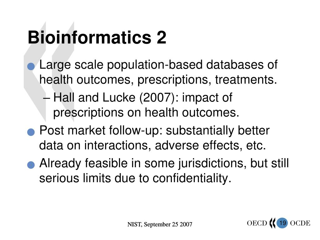 Bioinformatics 2