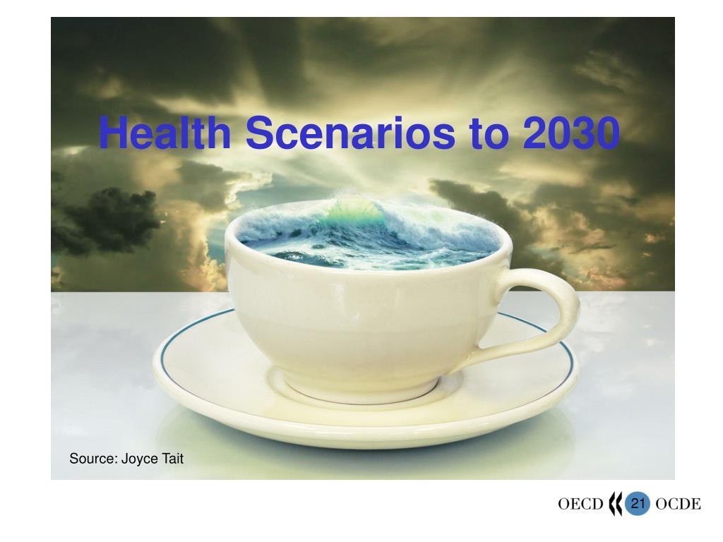 Health Scenarios to 2030