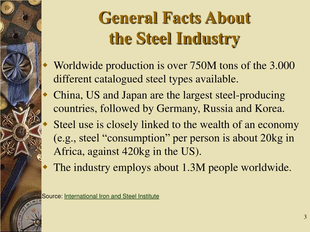 General Facts About