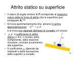 attrito statico su superficie59